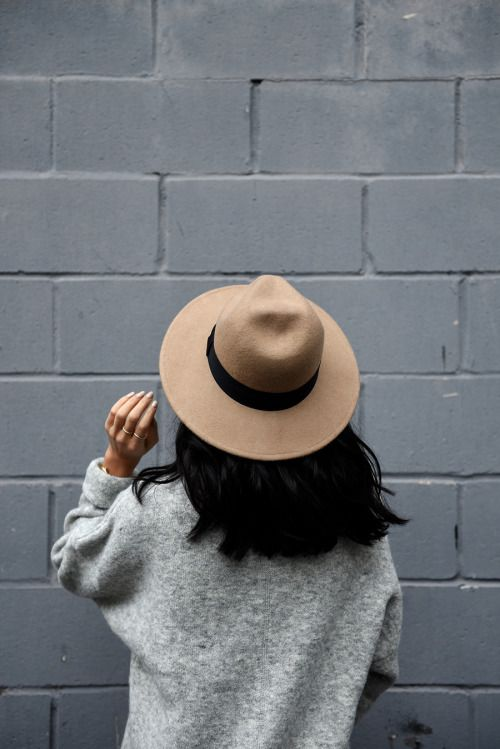 Complete your outfit with a gorgeous hat.