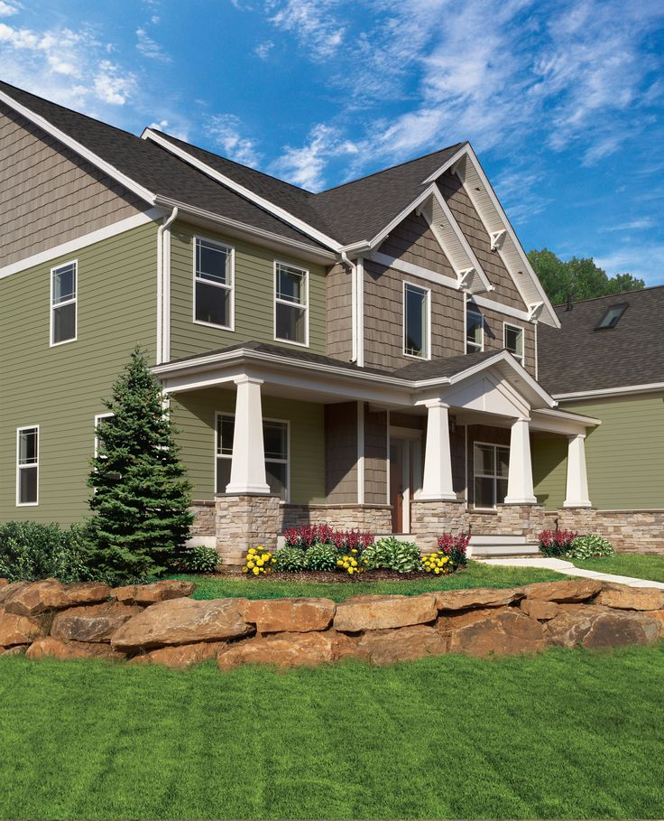 46 Best Images About Siding Certainteed On Pinterest