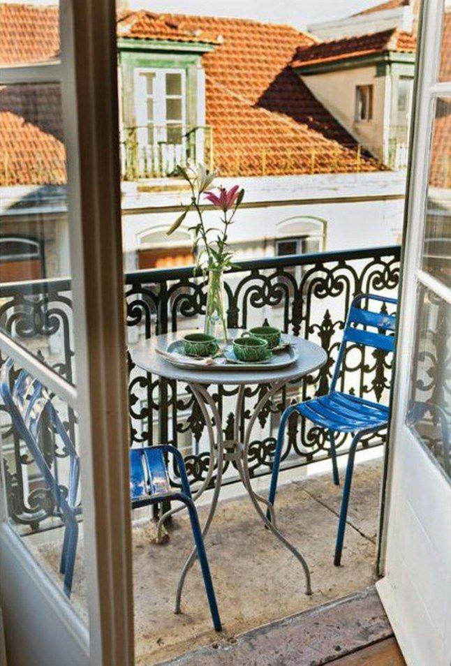 Oh I wish....Breakfast on the roof terrace #Lisboa #Portugal