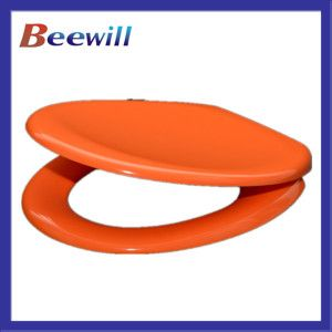 European Orange Color Urea Bathroom Toilet Covers on Made-in-China.com