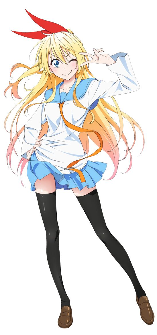 Nisekoi Render by bloomsama