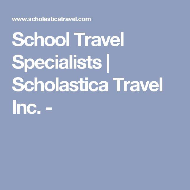 School Travel Specialists | Scholastica Travel Inc. -