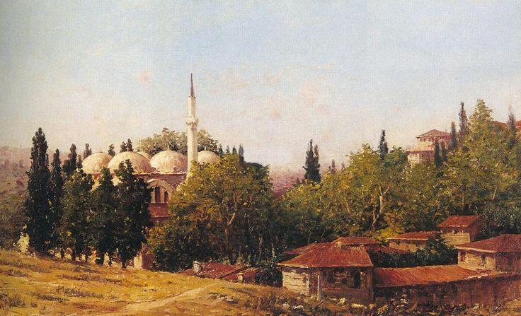 İstanbul-Kasımpaşa, Piyale Paşa Mosque, 1899