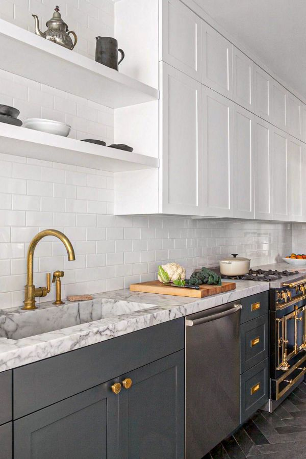 Lovely Grey Kitchen Cabinets Design Ideas For Cool Homes Page 18 Of 50 Evelyn S World My Dreams My Colors And My Life Kitchen Cabinet Design Kitchen Inspiration Design Kitchen Design