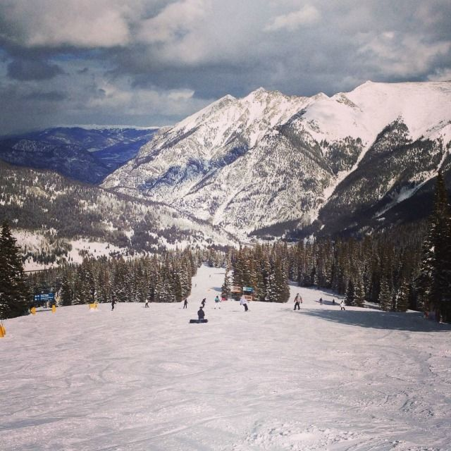 Copper Mountain Colorado View Family Ski Vacation