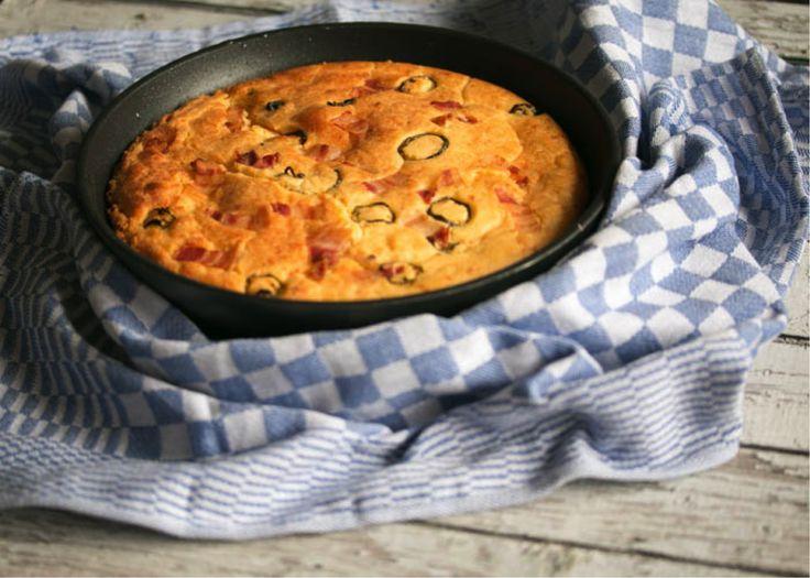 Maïsbrood met Spek en Jalapeño - Miljuschka Witzenhausen - Food - Blog - VOGUE Nederland
