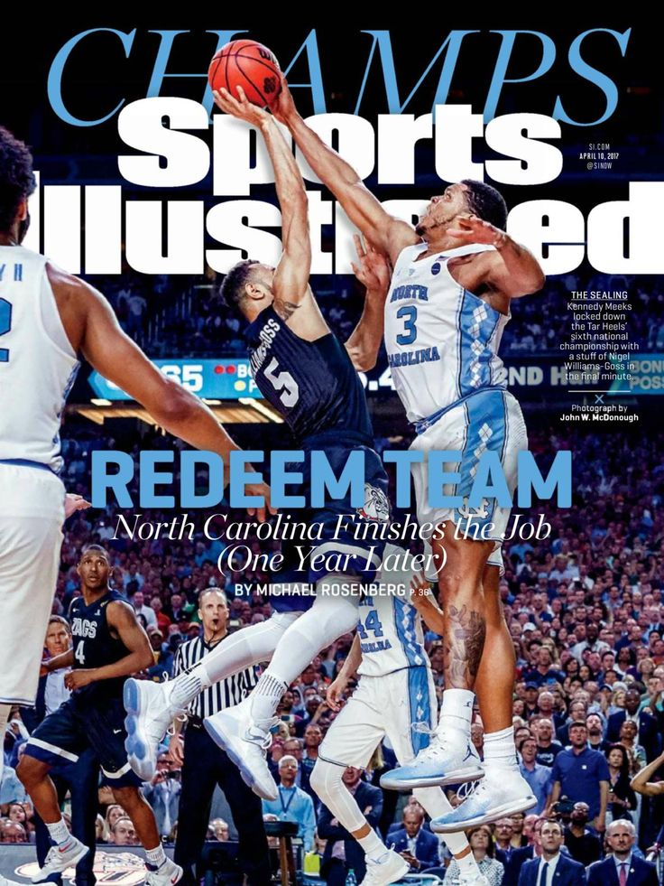 Free Download Sports Illustrated Magazine April 10,2017