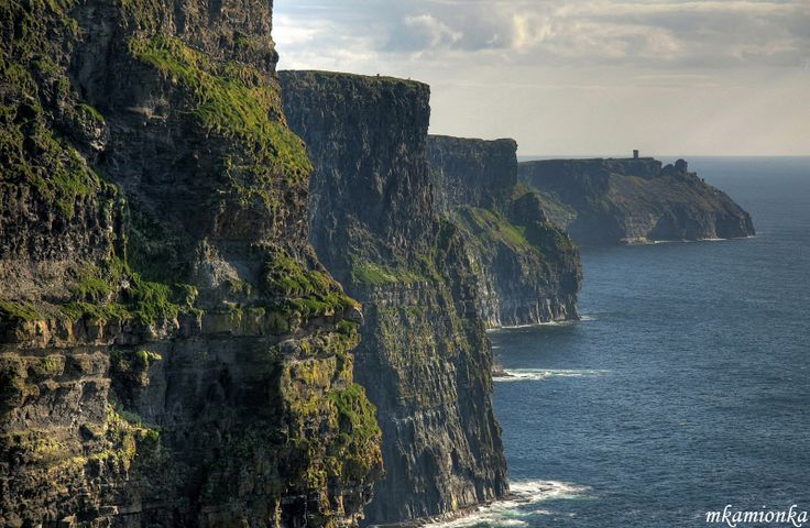 Cliffs of Moher, County Clare, Ireland: Scenic Photo
