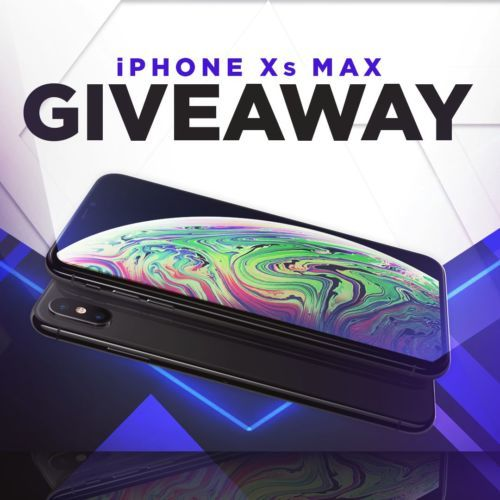 An Apple iPhone Xs Max Giveaway October 2018 | Gleam Giveaway List