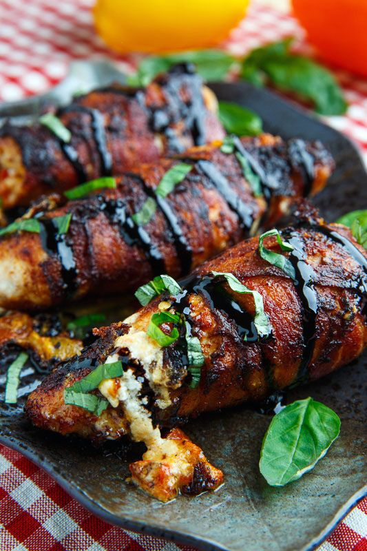 wrapped chicken recipe holy cow this chicken was really good by corina ...