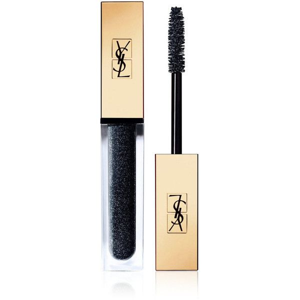 Yves Saint Laurent Beauty Women's Mascara Vinyl Couture (£22) ❤ liked on Polyvore featuring beauty products, makeup, eye makeup, mascara, black, glossy eye makeup, yves saint laurent mascara, yves saint laurent, conditioning mascara and glossier mascara