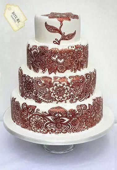 Kue tar yang sangat mengagumkan bukan?