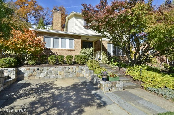 Updated colonial in sought after Madison Manor with  3BR/3.5BA. 1210 Quantico St. N., $900,000. http://www.laurenbudik.com/property/56042403/1210-QUANTICO-ST-N-ARLINGTON-VA-22205