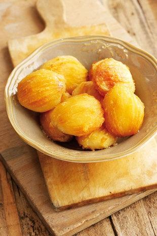 Geroosterde aartappels