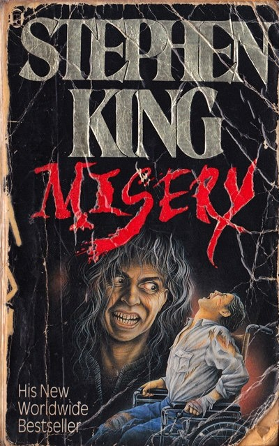 a spine tingling thriller in misery by stephen king The bazaar of bad dreams: stories  not since misery has stephen king played with the notion of a reader and murderous obsession,  spine-tingling plot twists,.
