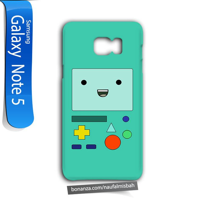 BMO Adventure Time Samsung Galaxy Note 5 Case Cover Wrap Around - Cases, Covers & Skins