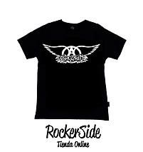 Camiseta Aerosmith talla 6. $15.000 Adquierela en www.rockerside.com Envíos a todo Colombia, aceptamos todos los medios de pago