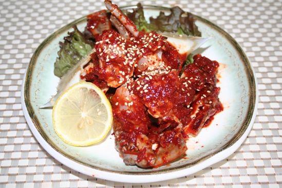ヨンジョン式!ヤンニョムゲジャンレシピ -- 活き渡り蟹で作る絶品の味! | 韓国料理店に負けない韓国家庭料理レシピ「眞味」