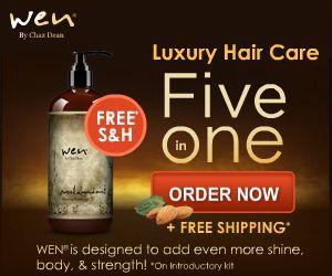 Wen Cleansing Conditioner Healthy Hair http://www.asontvinfomercials.com/wen.html #wen #haircare
