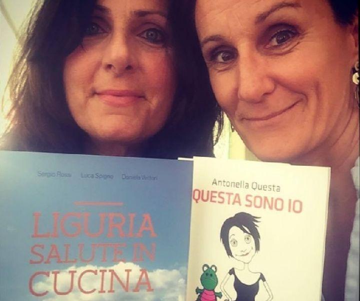 Antonella Questa e Daniela Vettori a Castè