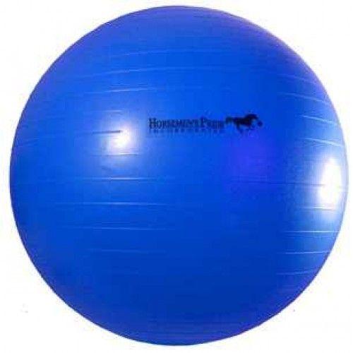 Voorkomt verveling en stimuleert lichaamsbeweging! De Jolly Mega Ball is de ultieme speelbal voor ponies en paarden. Leg de bal bij uw paard in de bak of in de wei, en wacht af. Wordt geleverd met voetpomp en handleiding. De Jolly Mega Ball is geschikt om te worden geduwd en geschopt. Bijten in de bal zal niet gemakkelijk gaan door de grote afmeting en de gladde buitenkant. Beschikbare afmetingen: 65 cm = Voor Ponies 75 cm = Voor kleine paarden en jonge rijders 100 cm = Voor grote paarden en…
