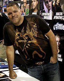 Aaron Douglas - San Diego Comic Con 2010.jpg