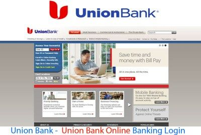Union Bank - Union Bank Online Banking Login - Tecteem
