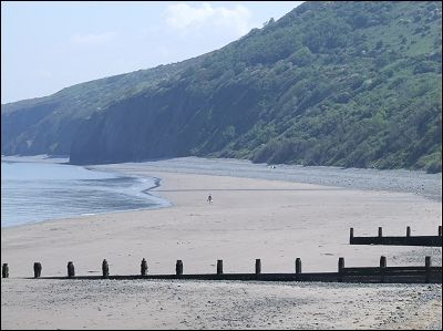 The Beautiful Beaches of West Wales.