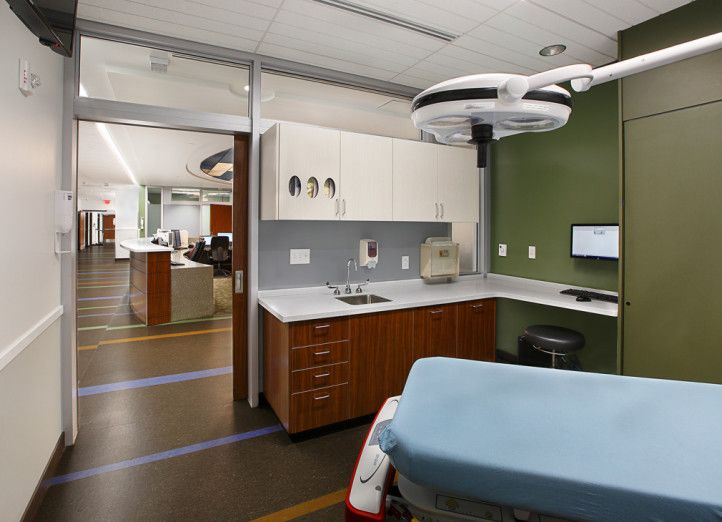 Browse our project gallery to view the final results of office healthcare projects featuring our products