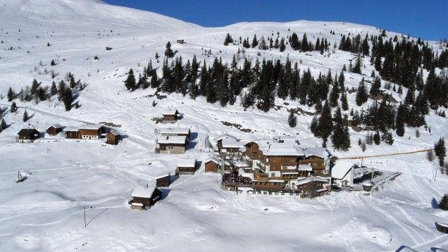 Alm-Ferienclub Silbertal in Sölden - günstige Angebote - #Skiurlaub Sölden günstige Unterkünfte buchen - www.winterreisen.de