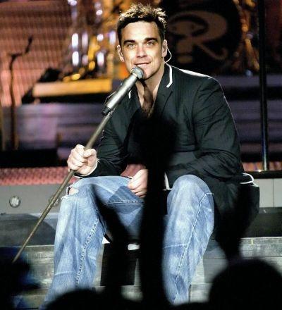 Robbie Williams -my favorite!