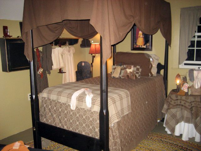 1000 images about prim bedrooms on pinterest the old for Reproduction bedroom furniture