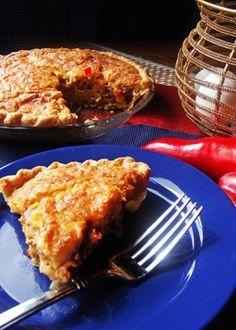 How to make Pastel de Chorizo (Cuban Chorizo Pie) Easy Cuban and Spanish Recipes