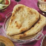 Grain product of India-Naan Bread (1 piece)