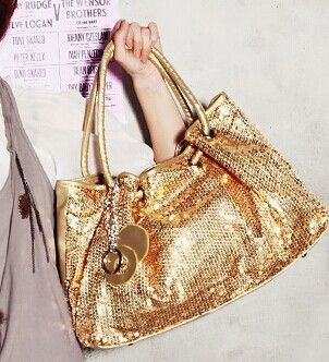 Summer Gold Sequine Bags Female Woman Handbag Check more at http://clothing.ecommerceoutlet.com/shop/luggage-bags/womens-bags/summer-gold-sequine-bags-female-woman-handbag/