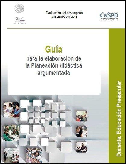 EVALUACION - Educacion preescolar zona 33