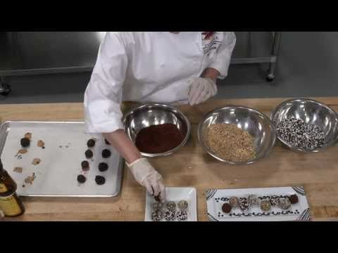 Frangelico Chocolate Truffle Recipe   Escoffier Online ...