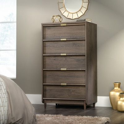 You'll love the Alsager 5 Drawer Chest at Wayfair - Great Deals on all Furniture  products with Free Shipping on most stuff, even the big stuff.