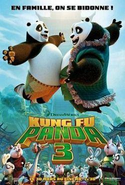 Кунг-фу Панда 3 фильм