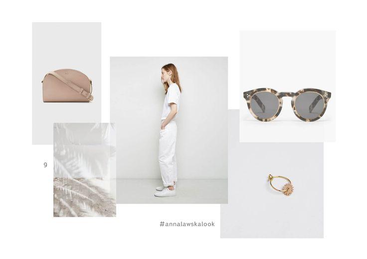 earring - tuli - Anna Lawska Jewellery