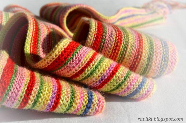Боснийское вязание крючком: