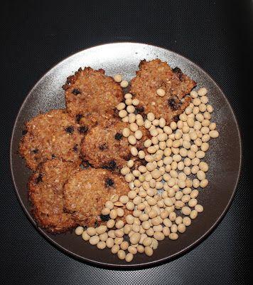 Pobudzona smakiem : Ciastka z okary sojowej