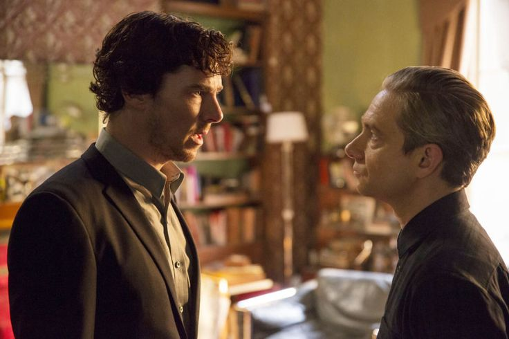 Twitter reacts to Sherlock episode 2: Mrs Hudson is a legend, Johnlock bro-hugged and no one can stop swearing  - DigitalSpy.com