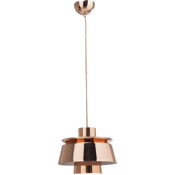 Pendant Lamp Cubeto Copper - KARE Design
