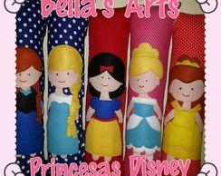 Almofada Cinto Segurança Princesa Disney                                                                                                                                                     Mais