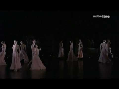 Dance of the Blessed Spirits, Pina Bausch's production of Orpheus and Eurydice at the Palais Garnier, 2008