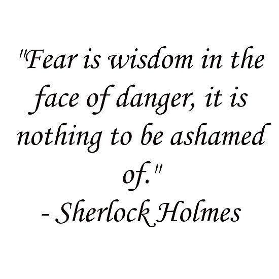 Zitat Sherlock Holmes