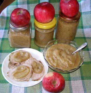 W Mojej Kuchni Lubię.. : domowa musztarda jabłkowa na miodzie...