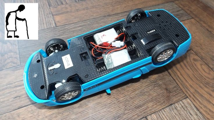 awesome Charity Shop Gold or Garbage? Lipo Conversion for RC toy car