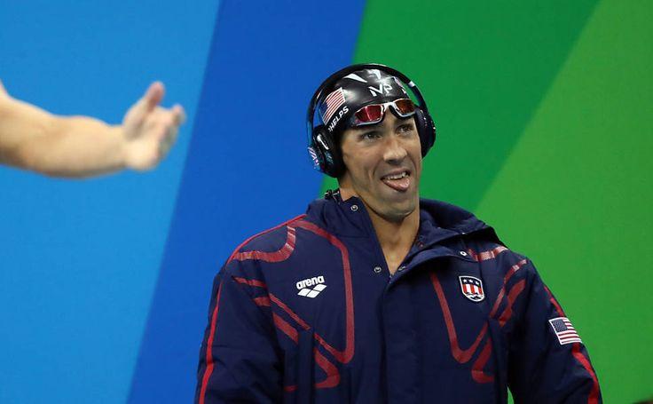 Phelps pagará R$ 175 mil em impostos por medalhas da Rio-2016; entenda - Olimpíada no Rio | Folha